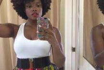 4c hairspiration / All the natural 4c hairstyles that I swoon at!