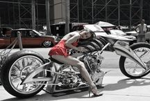Motorcycles | Choppers / by Lillian Wong