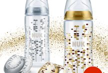 Coleção Gold & SIlver - 60 anos NUK / Pack Gold & Silver é uma Edição Especial e Limitada comemorativa dos 60 anos da NUK. Composto por uma chupeta Genius e um biberão NFC o Pack Gold & Silver é um pack premium, ideal para momentos especiais!