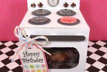 Cupcakes box tutorial