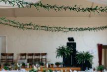 rośliny ślub