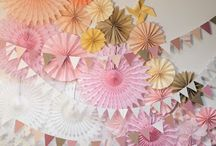 Paper Craft Decor I LOVE