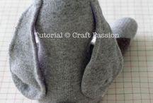 Zajačik z ponožiek