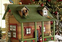 Plow and Hearth Holiday Home $500.00 Gift Card Contest / by Robin Allberg
