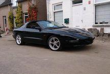 Wheels / Pontiac firebird '96