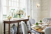 Dining room / Design ideas for the dining room