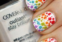 Unas y Belleza  / Everything nails, make-up, etc..  / by Shirley Grijalva