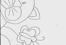 Diseños polerones infantiles