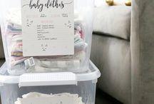 Organising Baby