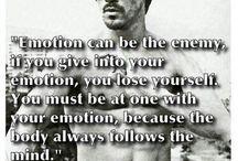 Bruce Lee especially