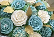 Buttercream decorations