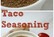 Sauces, Seasonings, Dips, & Dressings