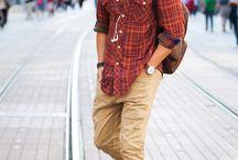 Men's fashion / by Jordana Weiner