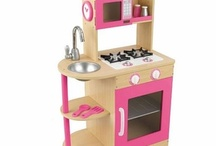 Kitchen Sets and Accessories / by PishPosh Baby