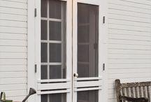 Scree doors