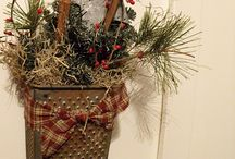 Christmas Decor / by Charlotte Grobe