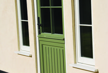 Greenery / Inspirational greenery paint ideas for your timber window and doors
