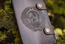 IVAN BAG leather
