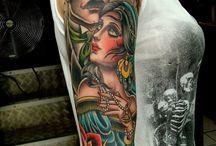 Tatuajes - Tatoo