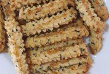 Tuzlu tırtıl kurabiye