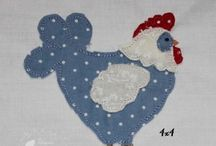 Applique / Machine Embroidery Applique Designs