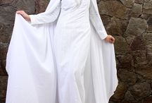 Wedding Dress Muslimah Modern / Wedding Dress Muslimah Modern by Nely Afifi http://nelyafifi.com