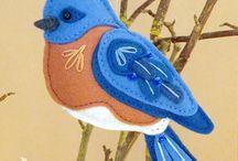 bluebird - sinikkalintu