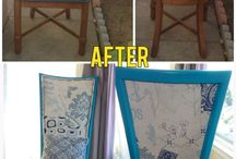 Furniture & Room Makeovers / Turning old into new