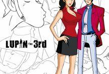 Del Conca - série LUPIN / Zpestření pro příznivce komiksů. :-) Novinka podzim 2014 podle světoznámého komiksu Lupin. Zajímavá varianta pro velké malé děti. :-)