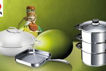 Cooking myth: olive oil is suitable for all dishes / Olive oil is undoubtedly one of the most popular oils. Which comes as no surprise. Olive oil gives your dishes a fine touch. But is olive oil suitable for all dishes? http://www.beka-cookware.com/blog/cooking-myth-olive-oil-is-suitable-for-all-dishes