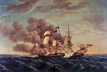 1812 Ships / Whether they ruled the high seas or patrolled the Great Lakes, these ships are still cool.