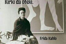 ___Frida Kahlo___