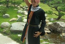 Natsu dragneel cosplay / This board its from my cosplay of natsu dragneel from Fairy tail! hope you like it :)