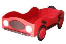 car beds for boys