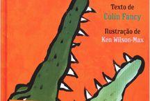 Livros infantis - Higiene e saúde oral