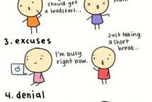 Law student life.