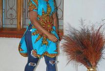 African Prints / Traditional attires
