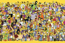 Simpsons Pinterest Boogie / by Quinn Sinclair