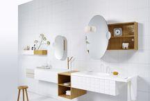 Stijlen: Trendy/modern / Trendy en moderne stijl in de badkamer