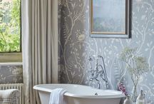 Traditional Chic Home Interiors / Traditional Interior decor - Chinoiserie - British Country - French  - Colonial - Classic