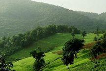 Kanjipani Hills in Odisha