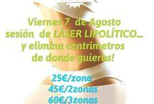 promociones estéticas iduna / Promociones de nuestro centro de estética en Málaga