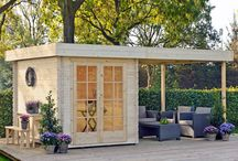 Small Houses/Outdoor Spaces