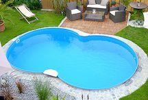 Schwimmbad Gestaltung