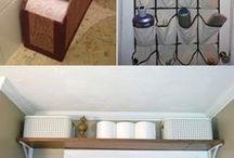 storage savers/organizers DIY tips