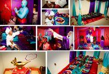 aladdin party theme