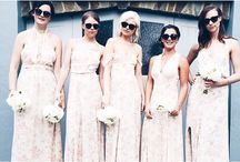 BRIDESMAID FASHION.