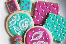 Recipes: Cookies & Icing