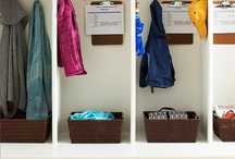Mud/Laundry Room / With three boys involved in sports this is becoming a necessity. / by Angela Faulkner