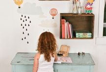 Kids rooms / by Kate Kitching